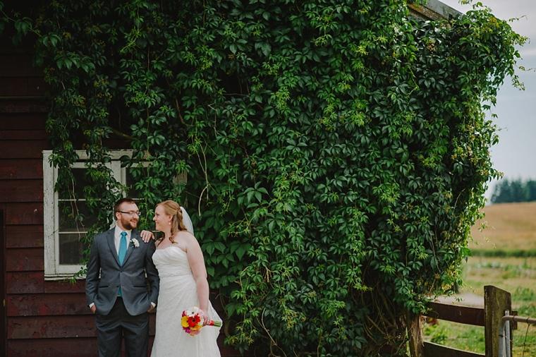 abbotsford barn wedding