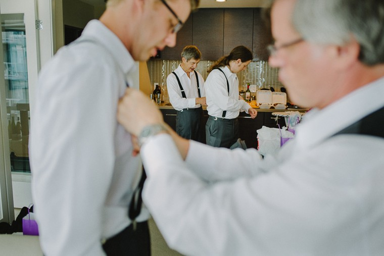 unique vancouver documentary wedding photo