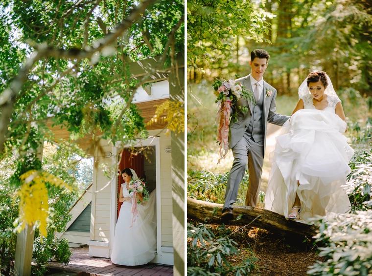 poets cove resort wedding on gulf islands