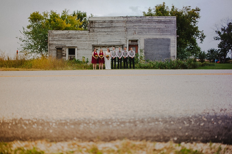 ghost town wedding pictures