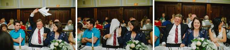 funny candid wedding reception moments