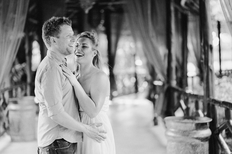 zanzibar honeymoon portrait