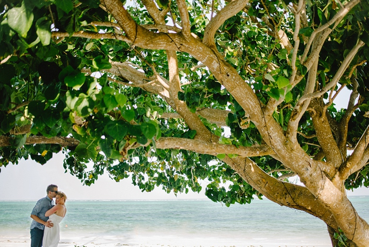Zanzibar beach portrait