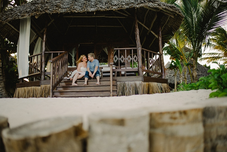 east africa beach wedding venue