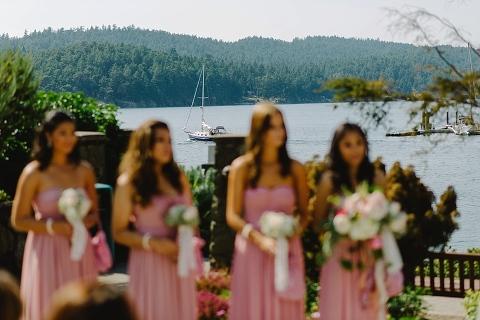 vancouver island wedding ceremony