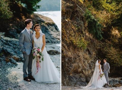 gulf island destination wedding