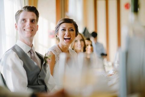 poets cove indoor wedding reception