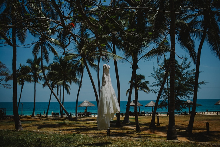 Best beach wedding dress