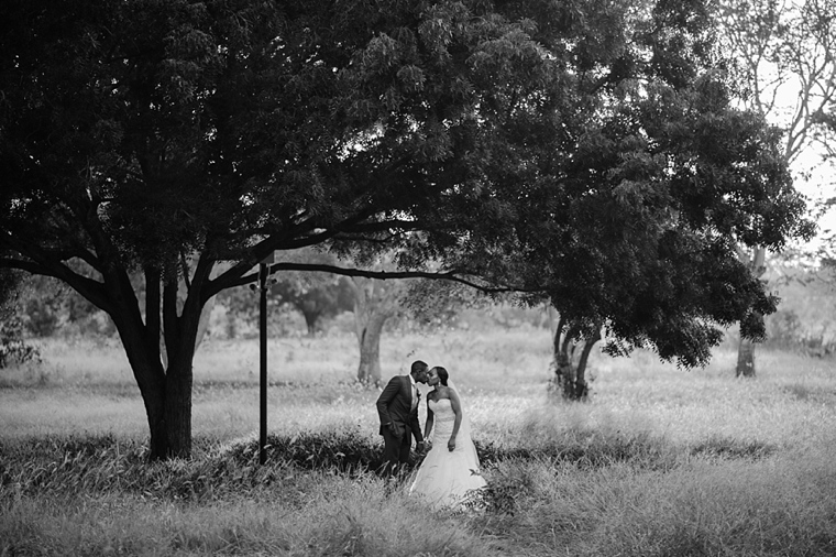 destination wedding portrait in africa