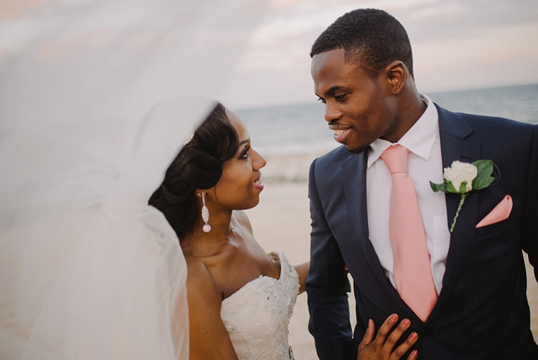 tanzania beach wedding