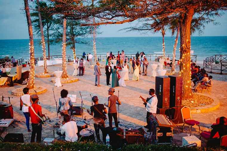 bahari beach ledger plaza wedding venue