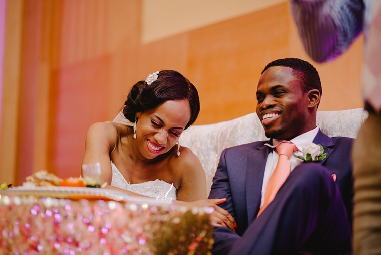 candid african wedding photography