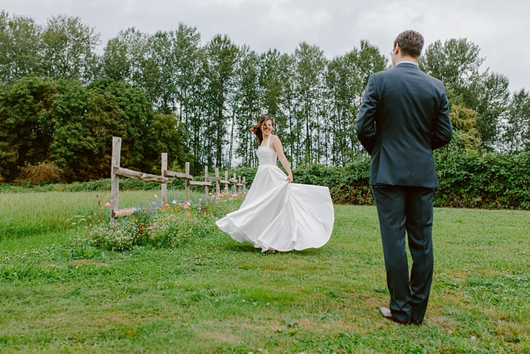 candid abbotsford wedding portrait