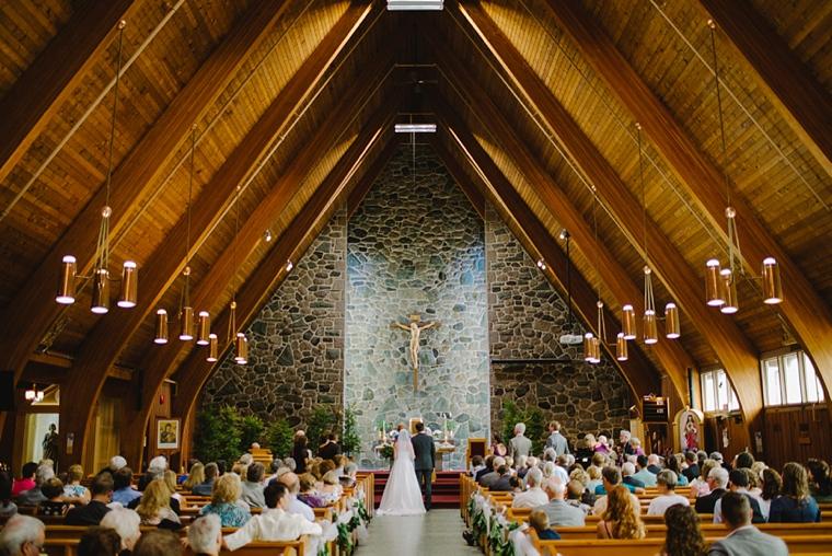 best vancouver catholic church wedding venue