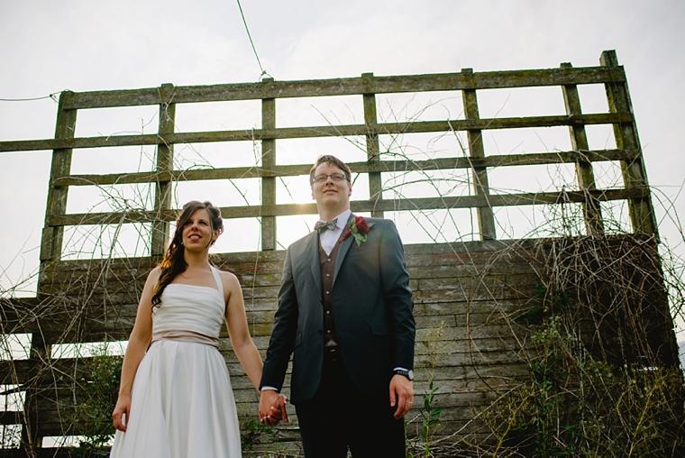 rustic barn wedding near vancouver