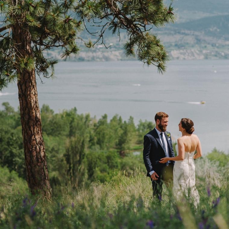 best penticton wedding portrait locations