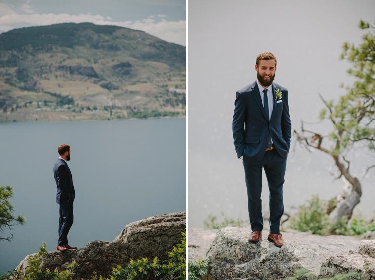 kelowna lake wedding