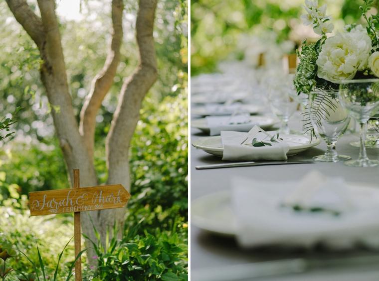 unique linden gardens wedding