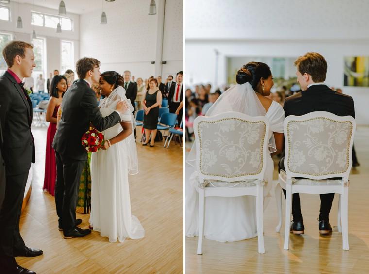 unique aachen wedding ceremony