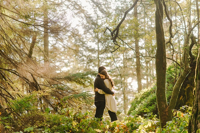 Vancouver forest engagement