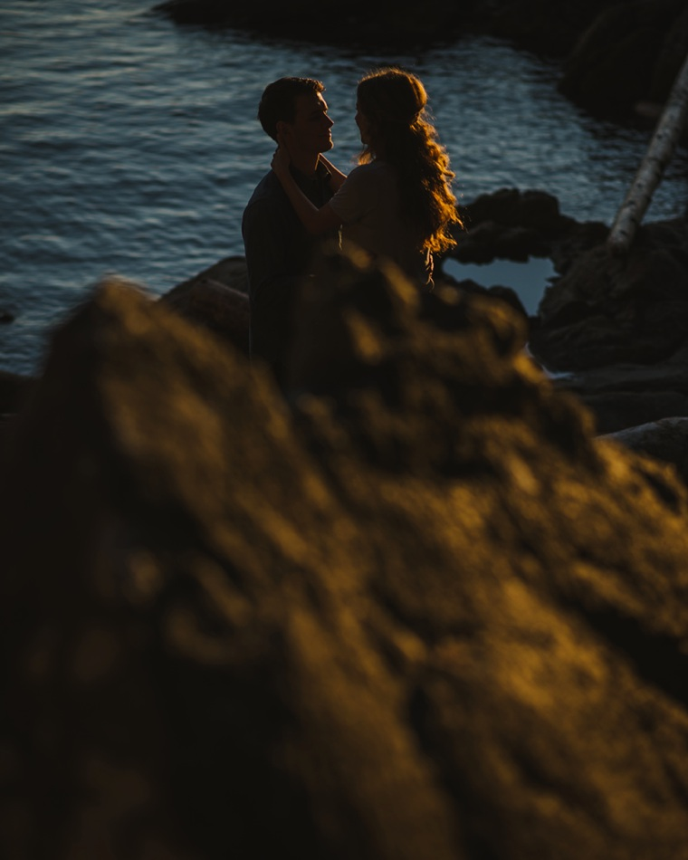 creative vancouver engagement session