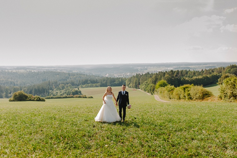 Black forest wedding photography