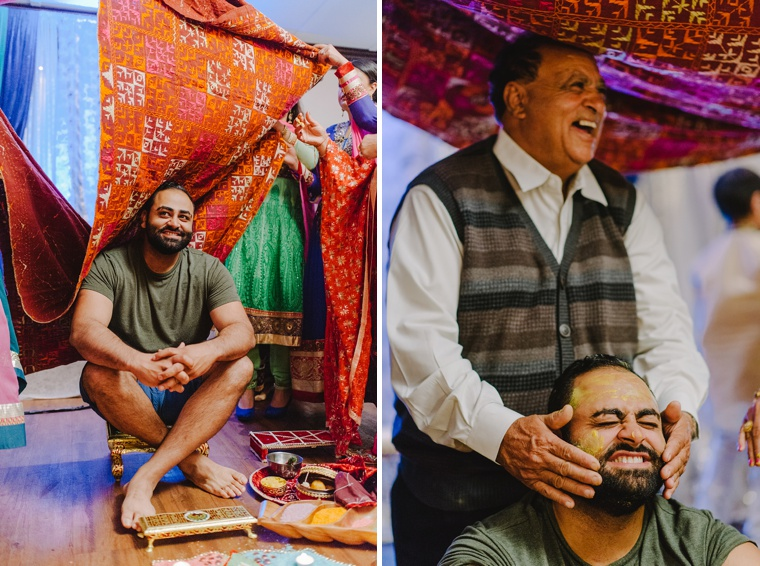Abbotsford Indian wedding photographer