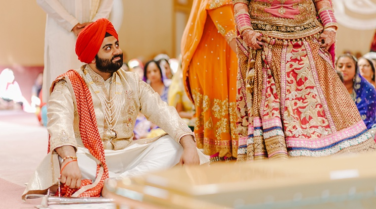 documentary indian wedding photography in vancouver