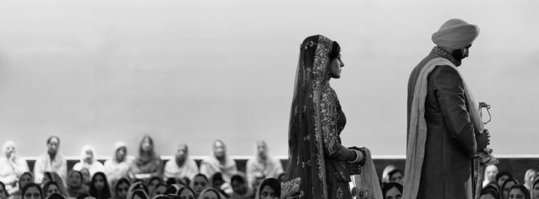 unique vancouver indian wedding photographers