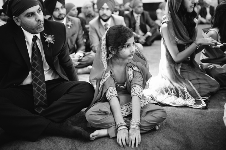black and white indian wedding ceremony