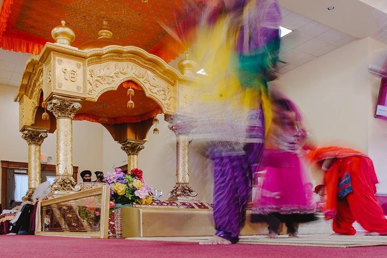 Vancouver indian wedding venue