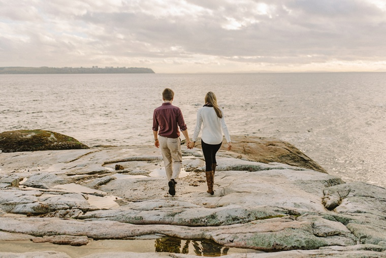 documentary style engagement photos in vancouver