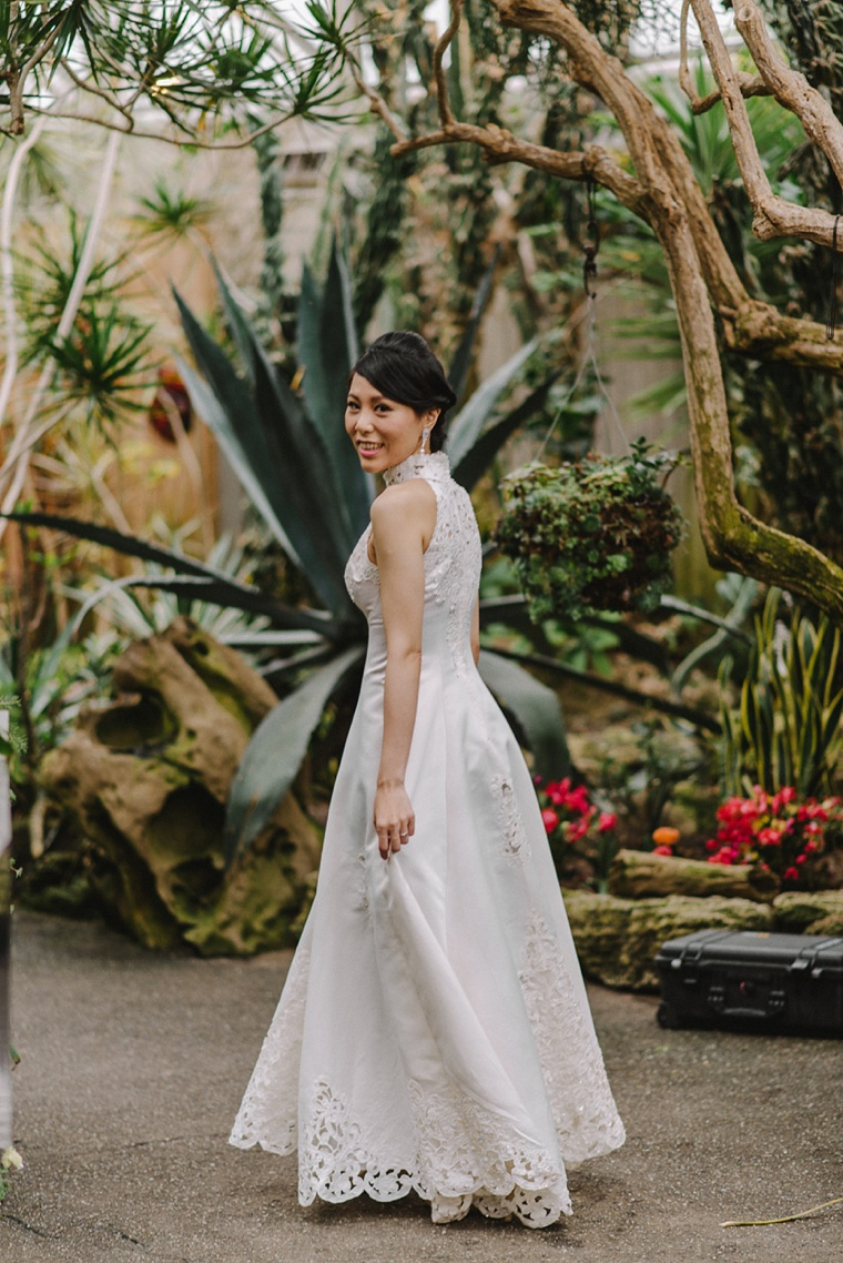 unique vancouver wedding portrait location