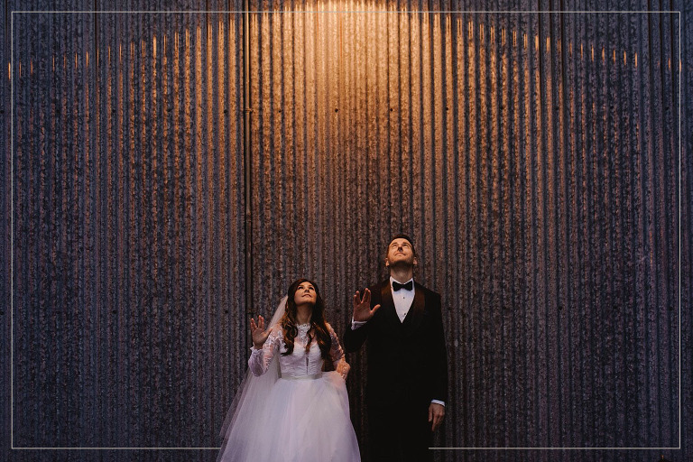 star trek inspired wedding photo by vancouver wedding photographer mathias fast