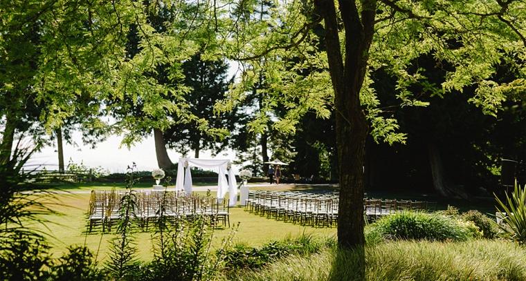 Best vancouver golf course wedding venue