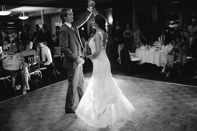 first dance at shaughnessy golf and country club