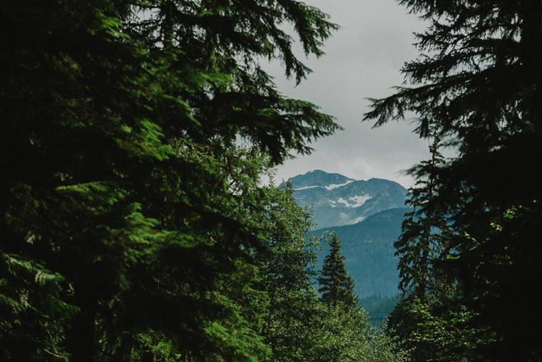 whistler mountain wedding venue