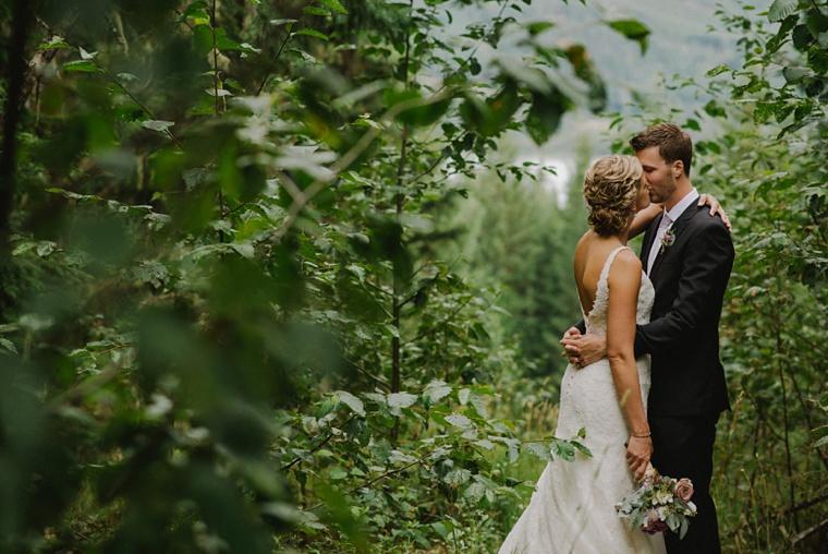 whistler mountain wedding pictures