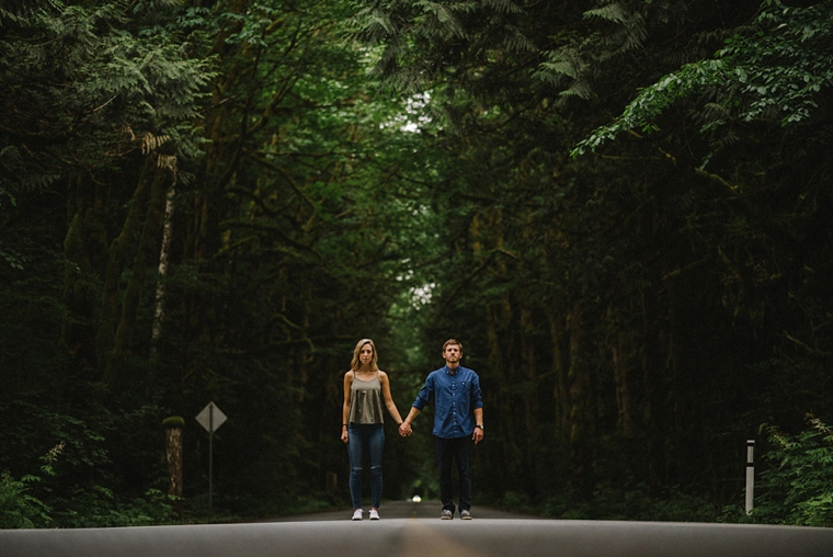 paradise valley engagement session