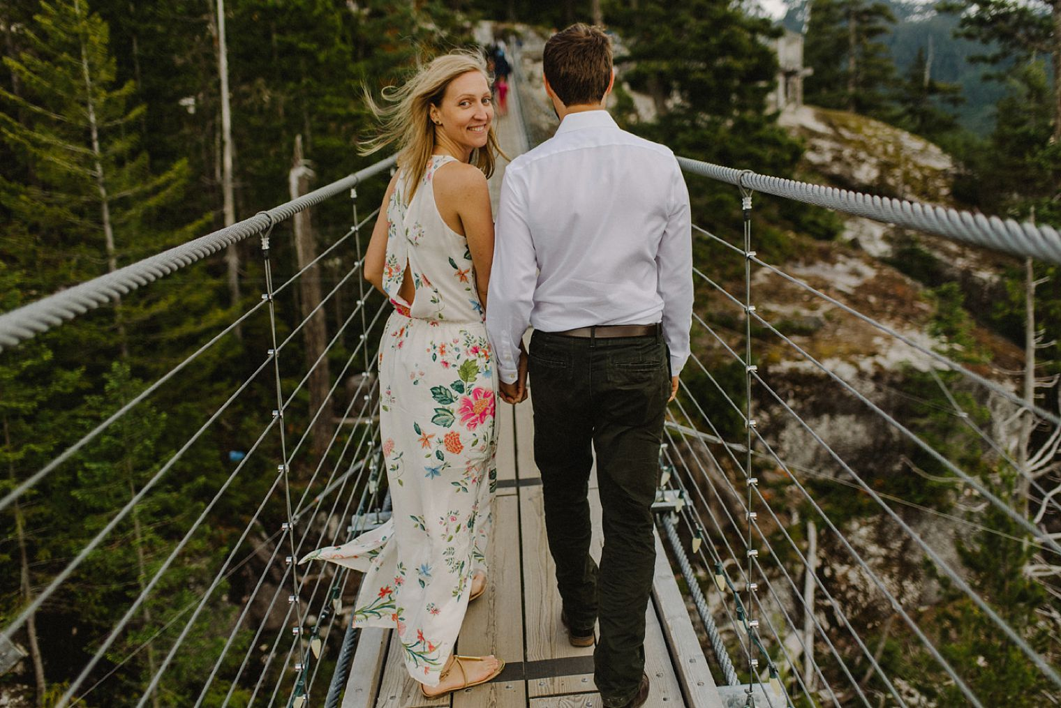 squamish mountain engagement
