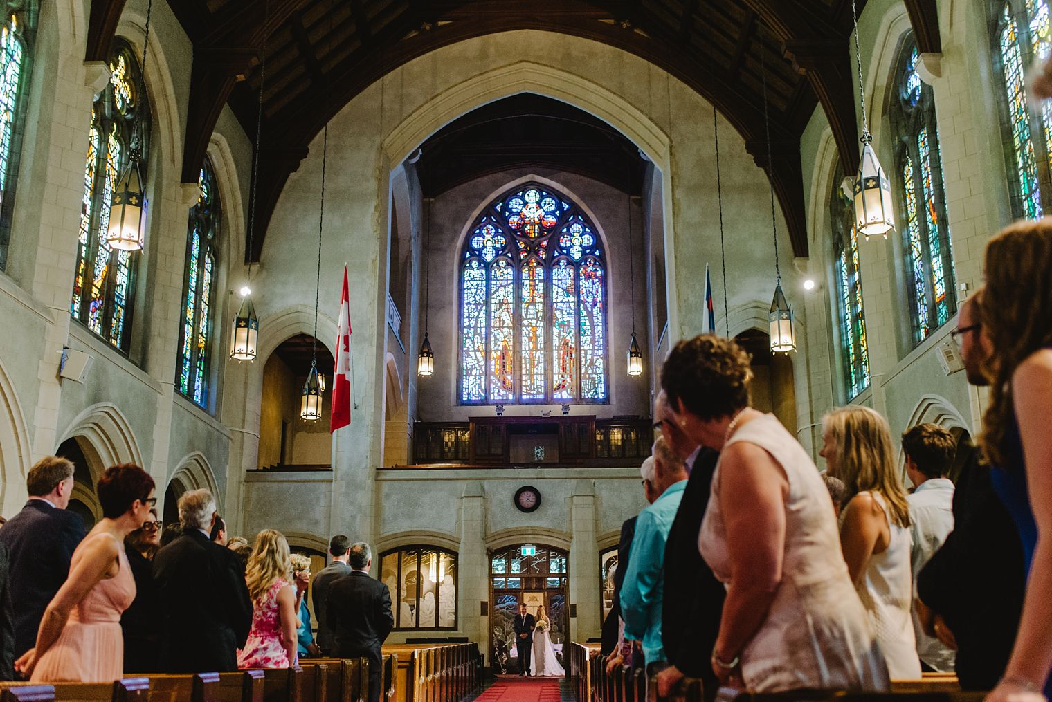 st andrews church wedding in vancouver