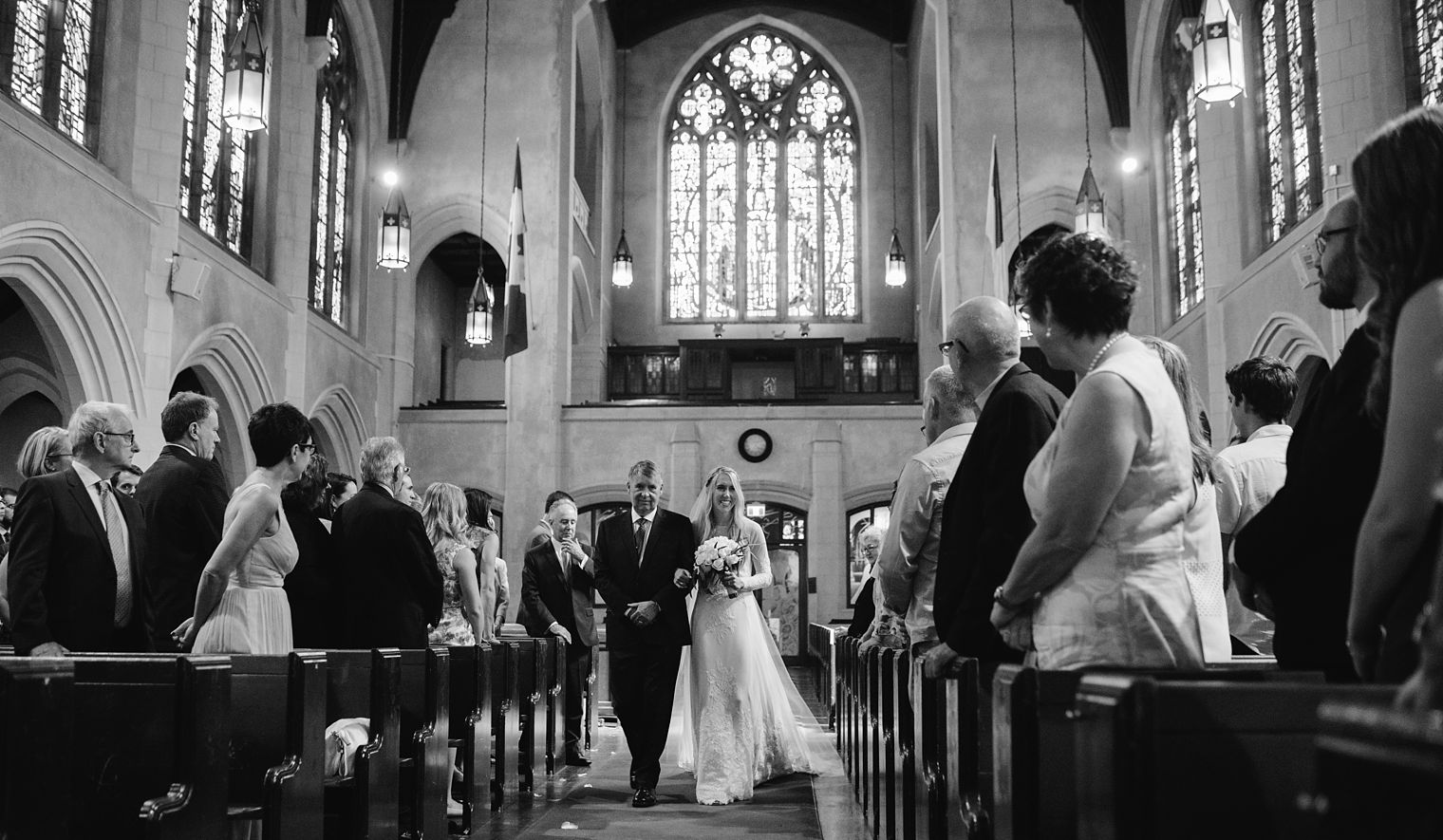 st andrews wesley church wedding vancouver