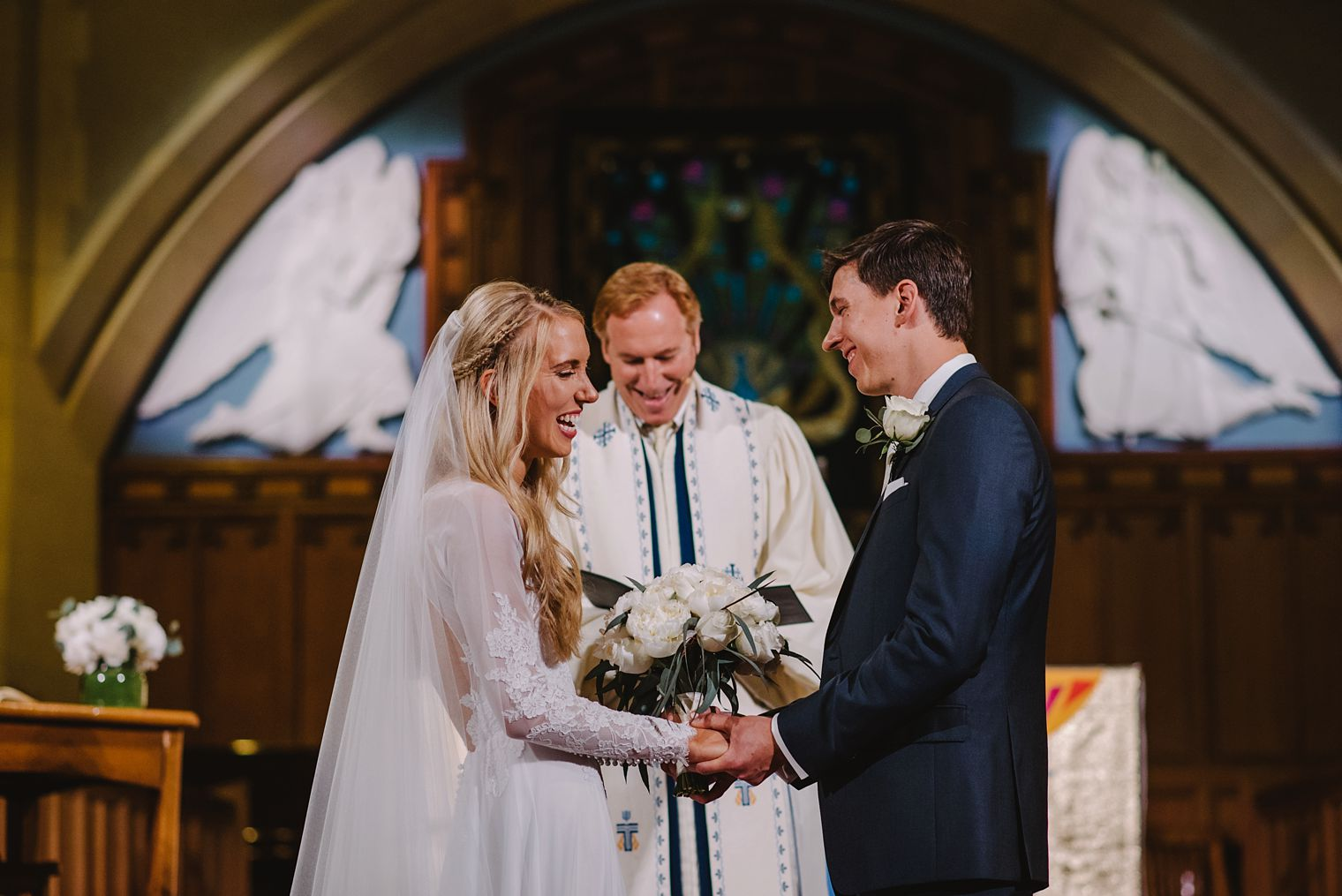 wedding at st andrews wesley united in vancouver