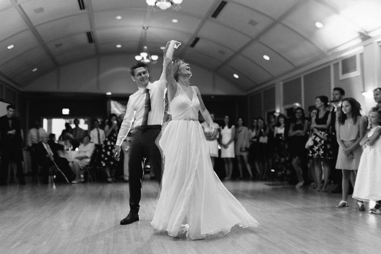 best wedding first dance photos