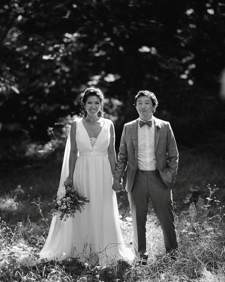 ubc wedding portrait