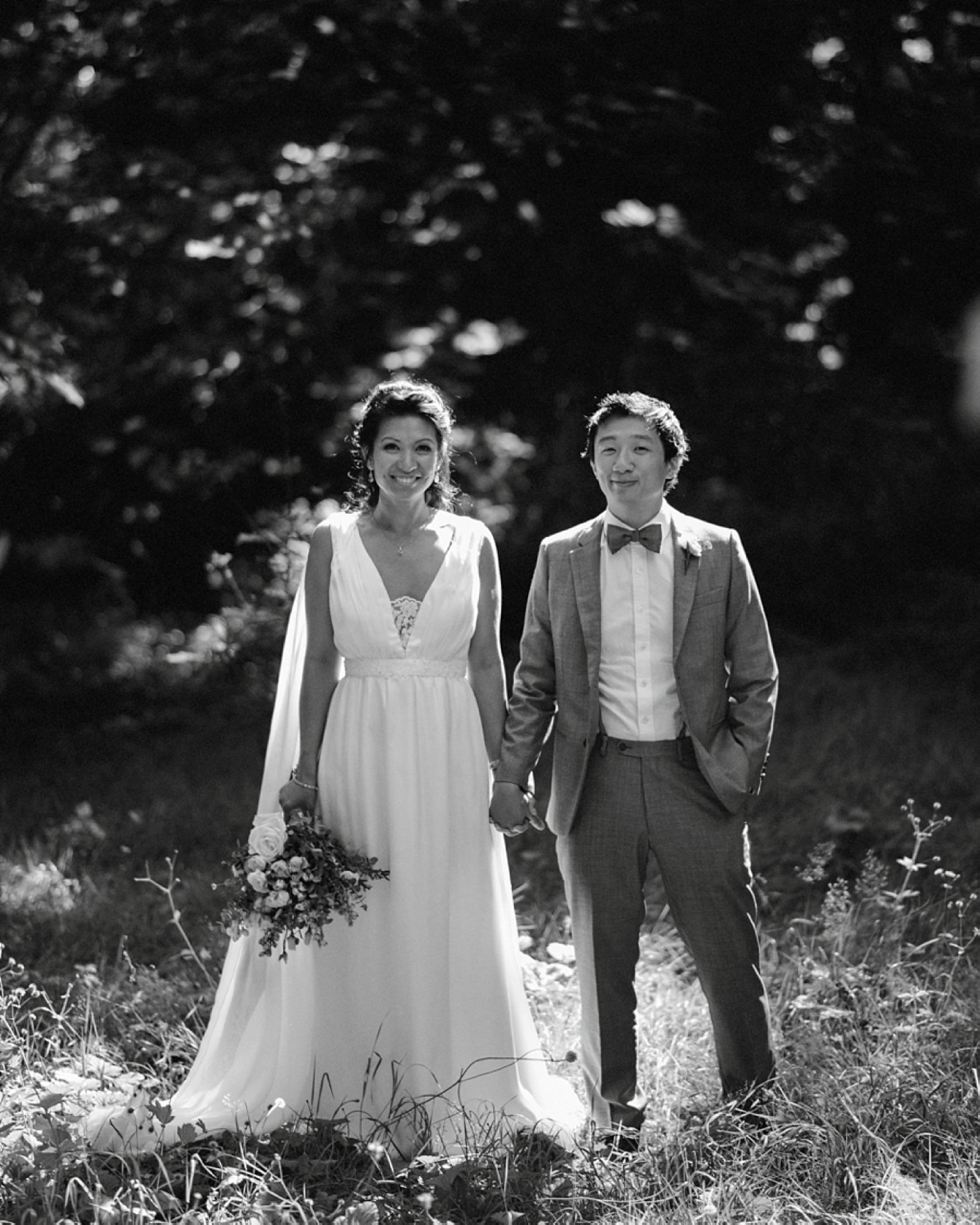ubc wedding portrait