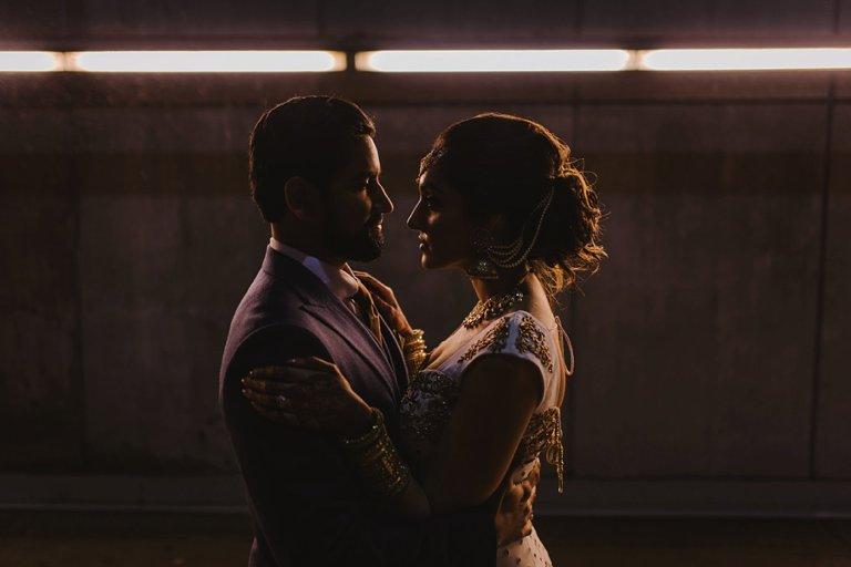 unique vancouver indian wedding
