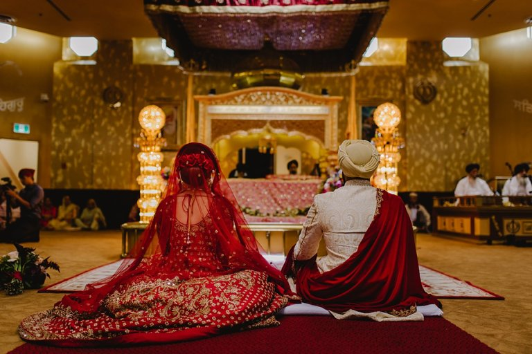 best vancouver indian wedding ceremony