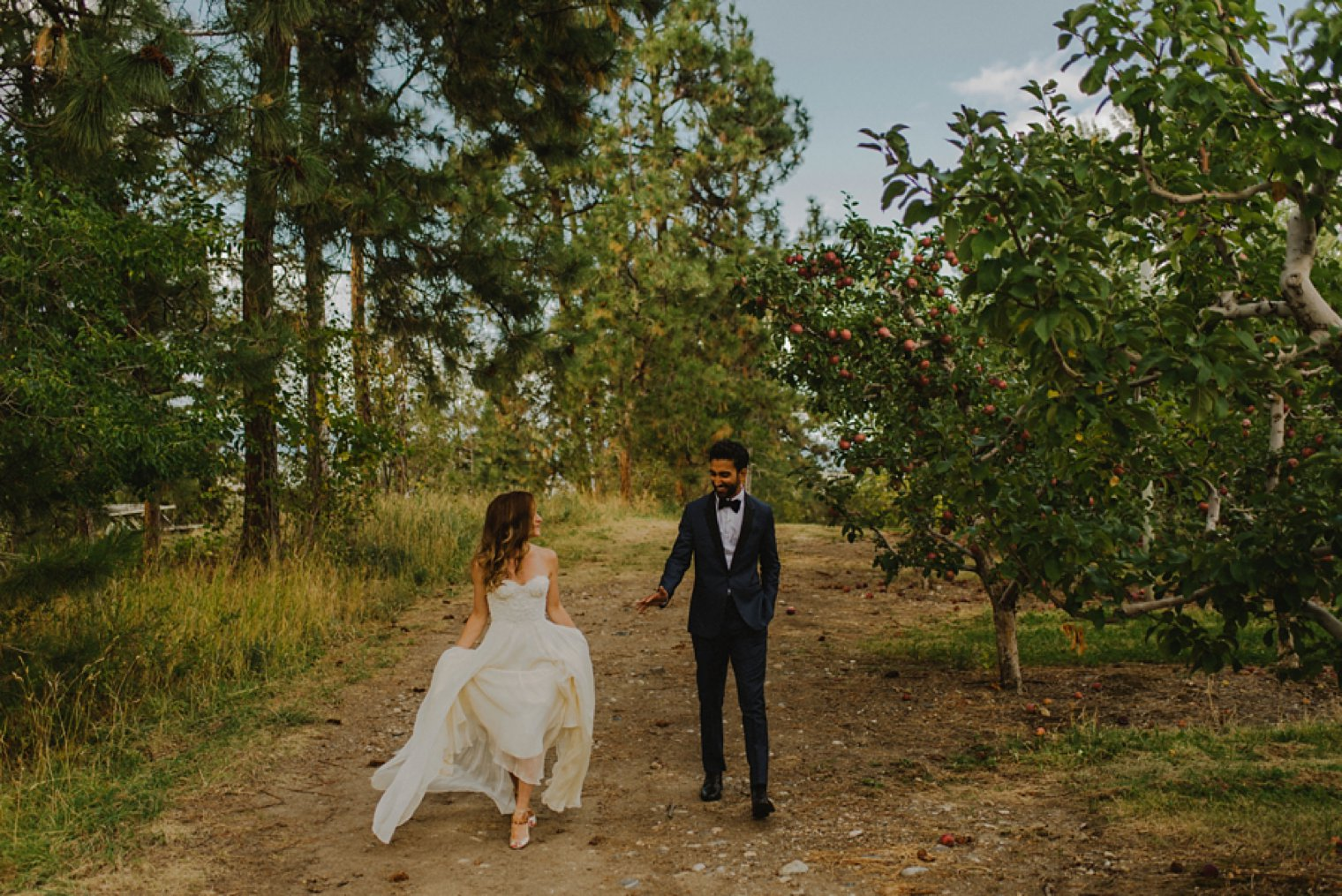 best kelowna wedding portraits