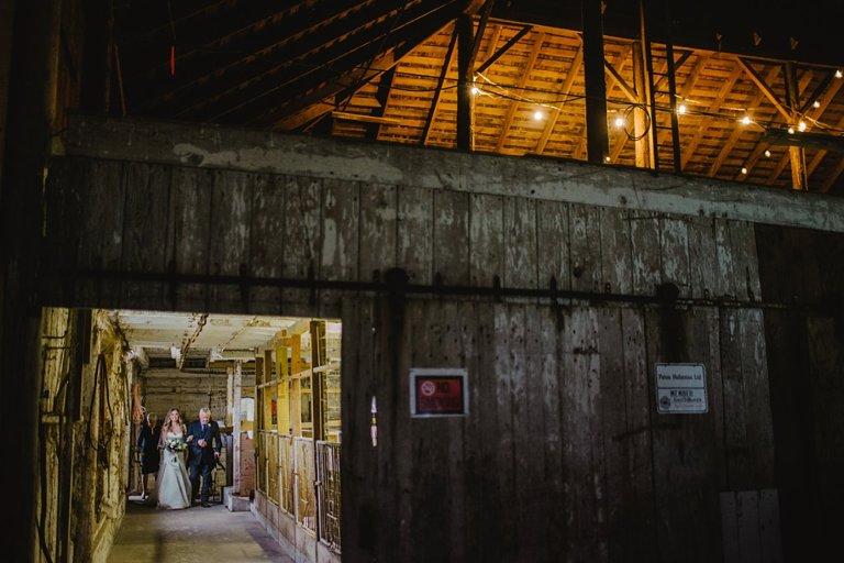 vancouver barn wedding venue